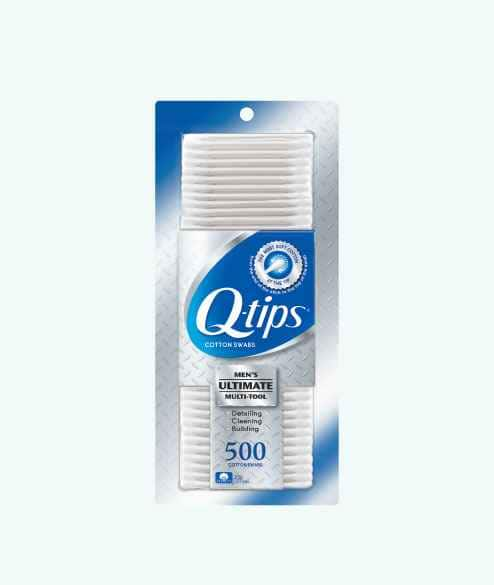 Q-tips® Men's Pack