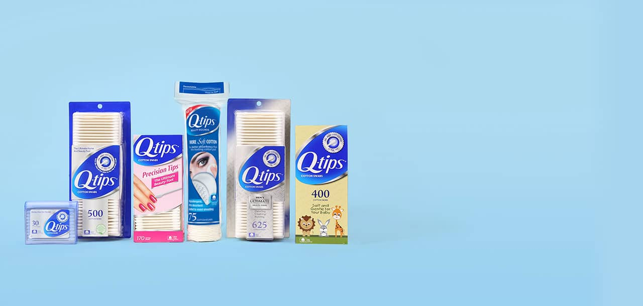 Q-TIPS® PRODUCTS FOR YOUR EVERYDAY NEEDS