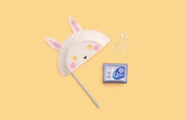 Spring Bunny Mask
