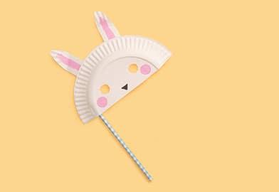 Spring Bunny Mask4