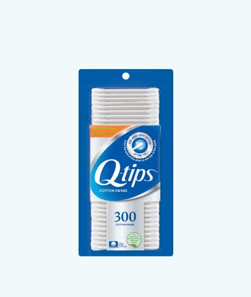 Q-TIPS® ANTIMICROBIAL