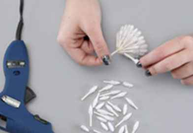 Make Mini Trees for a Craft Display3