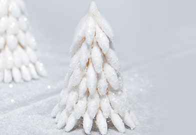 Make Mini Trees for a Craft Display4