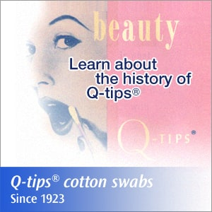 Learn about the history of Qtips
