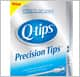 A Q-tips® cotton swabs History 1980
